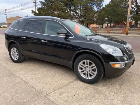 2008 Buick Enclave for sale at Walter Motor Company in Norton KS