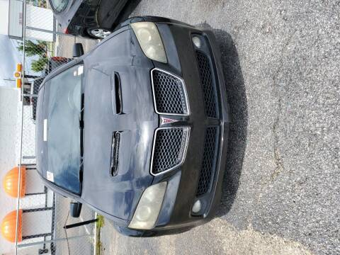 2008 Pontiac G8 for sale at Dependable Auto Sales in Montgomery AL