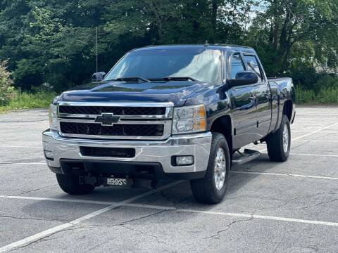 2011 Chevrolet Silverado 2500HD for sale at Hillcrest Motors in Derry NH
