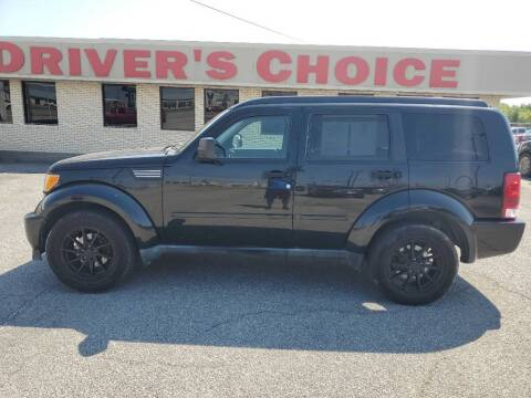 2011 Dodge Nitro for sale at Driver's Choice in Sherman TX