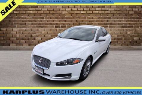 2014 Jaguar XF for sale at Karplus Warehouse in Pacoima CA