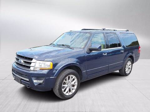 2016 Ford Expedition EL for sale at Fitzgerald Cadillac & Chevrolet in Frederick MD