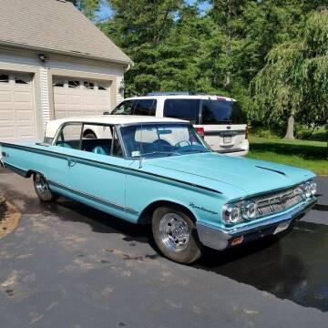 1963 Mercury Breezeway for sale at CARuso Classic Cars in Tampa FL