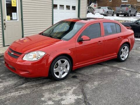 2010 Chevrolet Cobalt for sale at Sunshine Auto Sales in Huntington IN