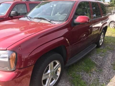 2009 Chevrolet TrailBlazer for sale at 10th Ward Auto Sales, Inc in Chicago IL
