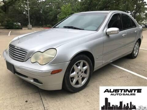2003 Mercedes-Benz C-Class for sale at Austinite Auto Sales in Austin TX