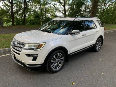 2018 Ford Explorer for sale at Crazy Cars Auto Sale in Jersey City NJ