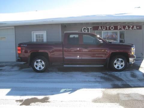 2014 Chevrolet Silverado 1500 for sale at G T AUTO PLAZA Inc in Pearl City IL