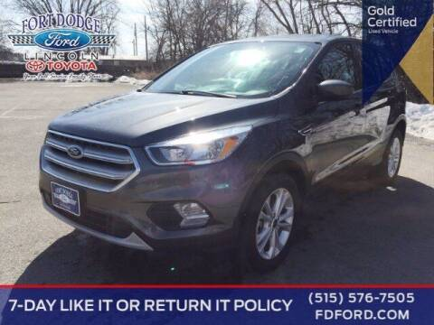 2019 Ford Escape for sale at Fort Dodge Ford Lincoln Toyota in Fort Dodge IA