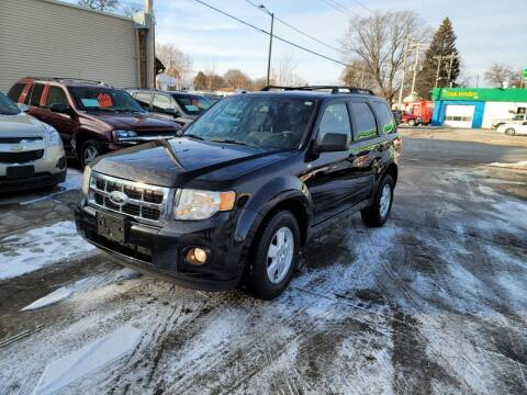 2011 Ford Escape for sale at MOE MOTORS LLC in South Milwaukee WI