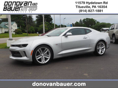 Used 2016 Chevrolet Camaro For Sale Carsforsale Com