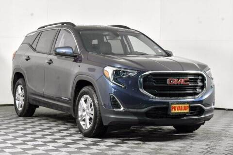 2019 GMC Terrain for sale at Chevrolet Buick GMC of Puyallup in Puyallup WA