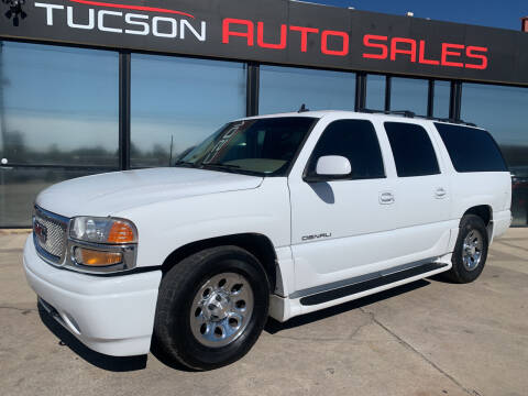 2006 GMC Yukon XL for sale at Tucson Auto Sales in Tucson AZ