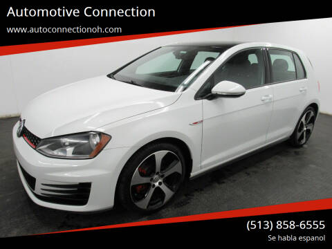 2015 Volkswagen Golf GTI for sale at Automotive Connection in Fairfield OH