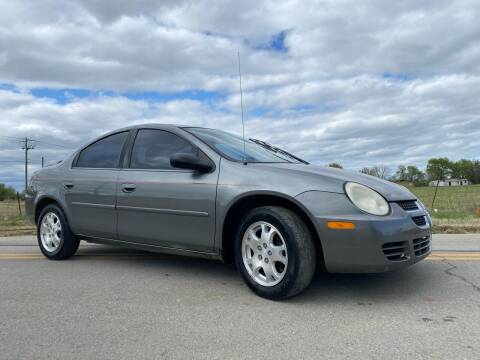 2005 Dodge Neon for sale at ILUVCHEAPCARS.COM in Tulsa OK