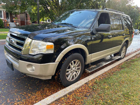 2009 Ford Expedition for sale at Apollo Motors INC in Chicago IL