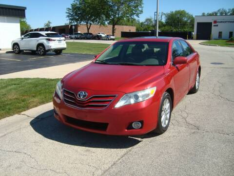 2011 Toyota Camry for sale at ARIANA MOTORS INC in Addison IL