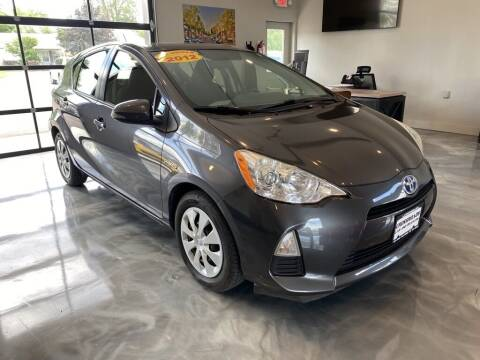 2012 Toyota Prius c for sale at Crossroads Car & Truck in Milford OH