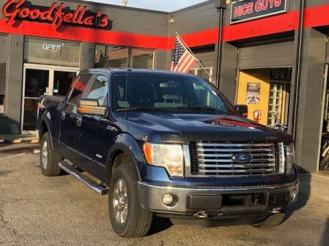 2012 Ford F-150 for sale at Goodfella's  Motor Company in Tacoma WA
