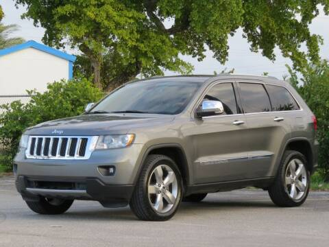 2011 Jeep Grand Cherokee for sale at DK Auto Sales in Hollywood FL