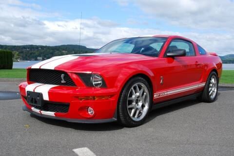 2007 Ford Shelby GT500 for sale at New Milford Motors in New Milford CT