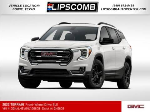 2022 GMC Terrain for sale at Lipscomb Auto Center in Bowie TX