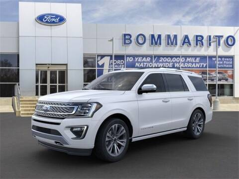 2021 Ford Expedition for sale at NICK FARACE AT BOMMARITO FORD in Hazelwood MO