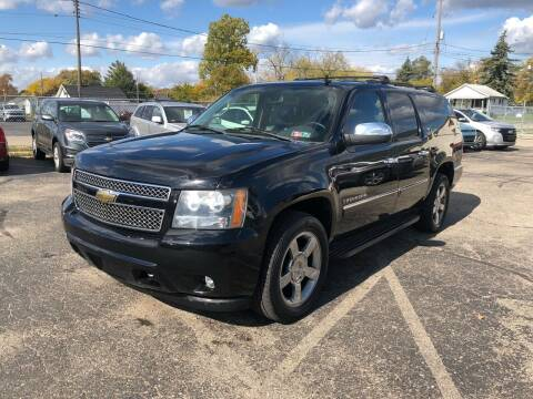 2011 Chevrolet Suburban for sale at Dean's Auto Sales in Flint MI