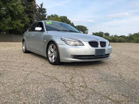 2008 BMW 5 Series for sale at Lasco of Waterford in Waterford MI