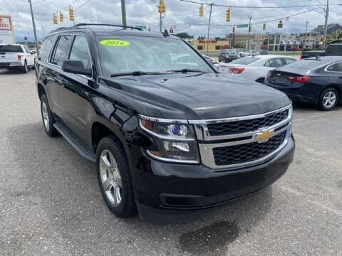 2016 Chevrolet Tahoe for sale at Sell Your Car Today in Fayetteville NC