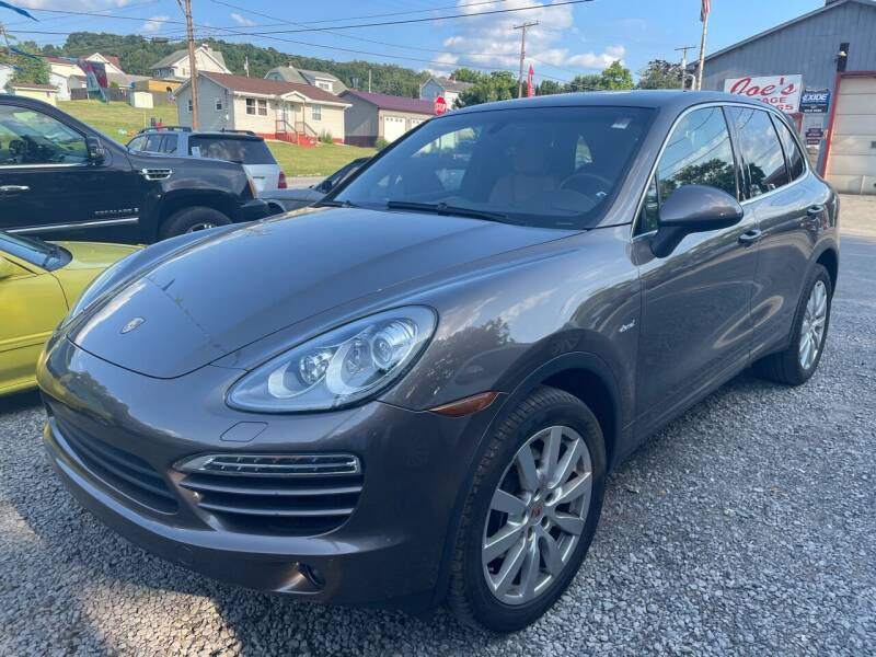 2013 Porsche Cayenne for sale at Trocci's Auto Sales in West Pittsburg PA