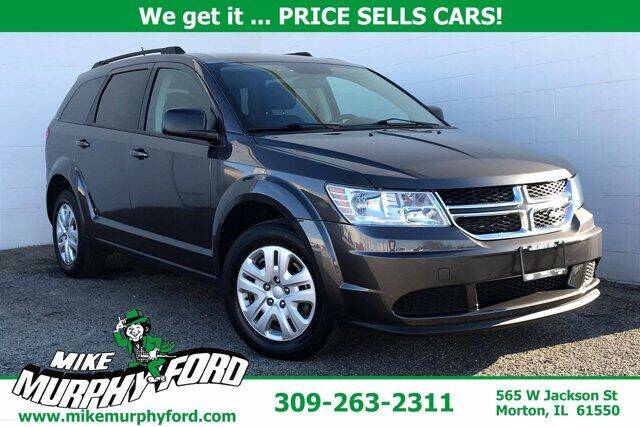 2017 Dodge Journey for sale at Mike Murphy Ford in Morton IL