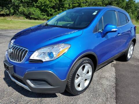 2016 Buick Encore for sale at Art Hossler Auto Plaza Inc - Used Inventory in Canton IL