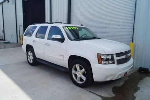 2011 Chevrolet Tahoe for sale at Deaux Enterprises, LLC. in Saint Martinville LA