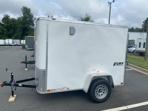 2021 Homesteader 5x8 for sale at Big Daddy's Trailer Sales in Winston Salem NC