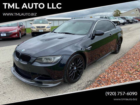 2011 BMW M3 for sale at TML AUTO LLC in Appleton WI