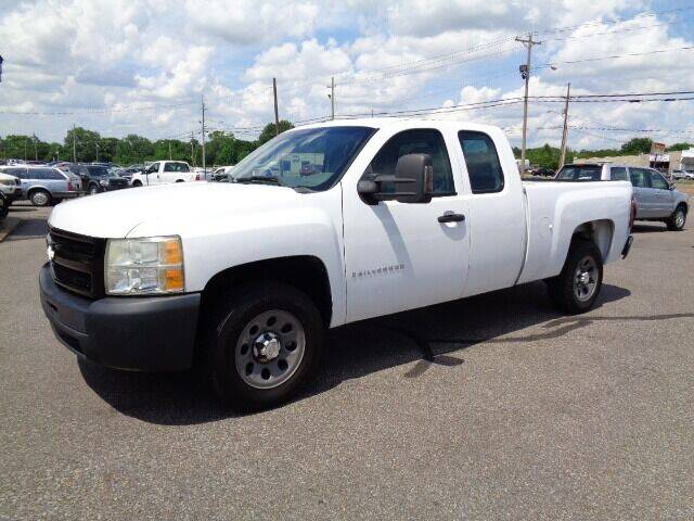 2011 Chevrolet Silverado 1500 for sale at Tri-State Motors in Southaven MS