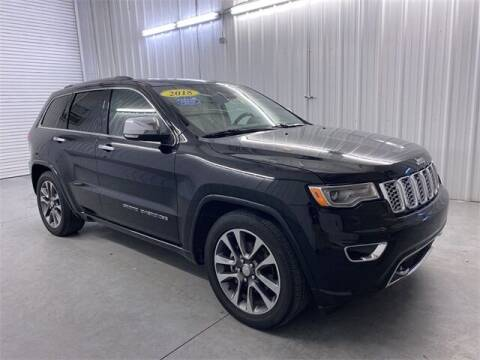 2018 Jeep Grand Cherokee for sale at JOE BULLARD USED CARS in Mobile AL