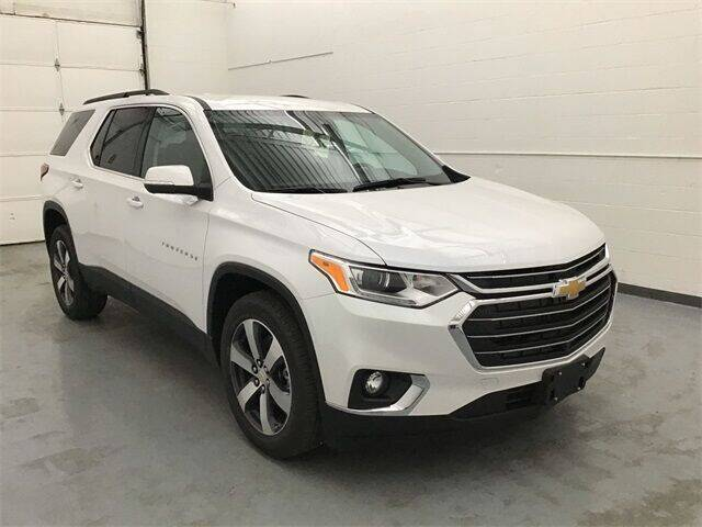2021 Chevrolet Traverse for sale in Waterbury, CT