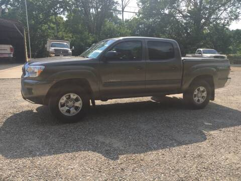 2013 Toyota Tacoma for sale at DONS AUTO CENTER in Caldwell OH