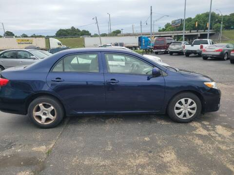 2013 Toyota Corolla for sale at A-1 AUTO AND TRUCK CENTER in Memphis TN
