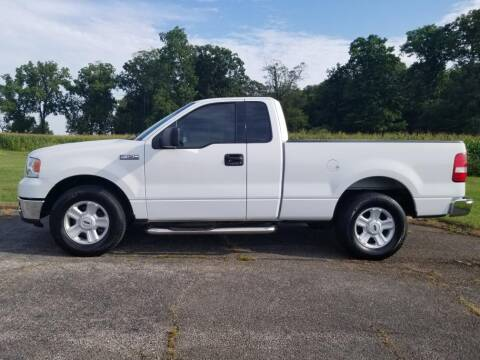 2004 Ford F-150 for sale at All American Auto Brokers in Anderson IN