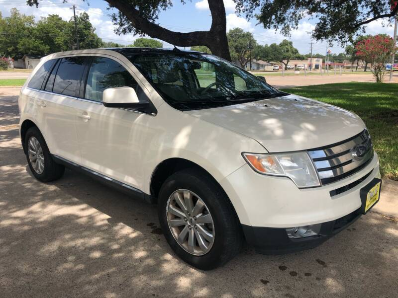 2008 Ford Edge for sale at Rock Motors LLC in Victoria TX