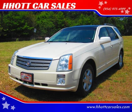 2005 Cadillac SRX for sale at HHOTT CAR SALES in Deerfield Beach FL