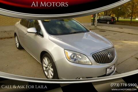 2013 Buick Verano for sale at A1 Motors Inc in Chicago IL