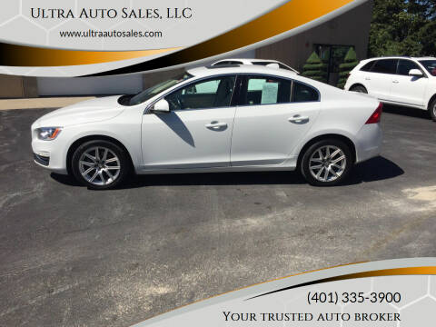 2014 Volvo S60 for sale at Ultra Auto Sales, LLC in Cumberland RI