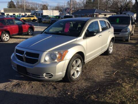 2010 Dodge Caliber for sale at Antique Motors in Plymouth IN