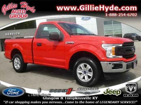 2018 Ford F-150 for sale at Gillie Hyde Auto Group in Glasgow KY