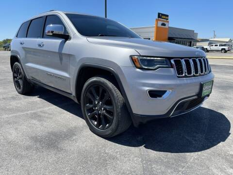 2017 Jeep Grand Cherokee for sale at Lipscomb Powersports in Wichita Falls TX