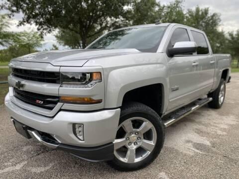 2018 Chevrolet Silverado 1500 for sale at Prestige Motor Cars in Houston TX